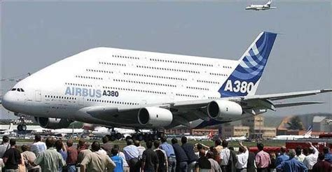How Big Is 500 Square Feet by Fashions Era Airbus A380 Details
