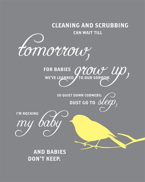 Baby Grow Up witches quote quotations i