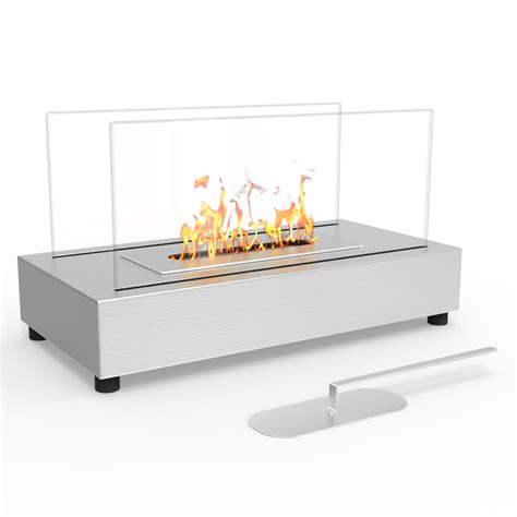 Portable Bio Ethanol Fireplace by Regal Avon Tabletop Portable Bio Ethanol Fireplace