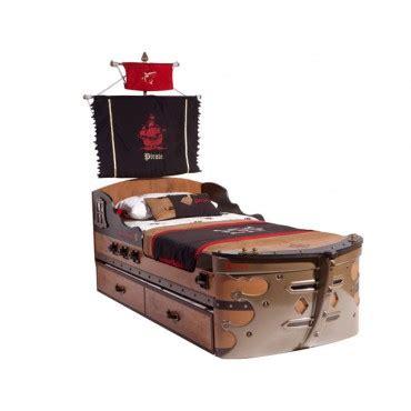 cama barco pirata habitaci 243 n infantil pirata cilek