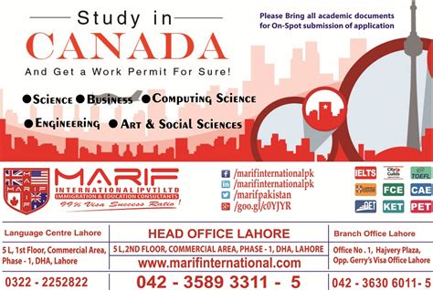 student visa requirements for study in canada canada student visa canada foreign education consultants