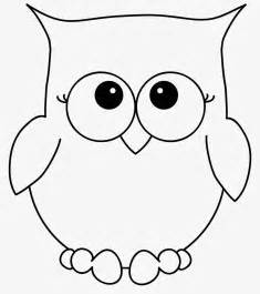 Owl Image Outline by Selimut Ku Lil Owl
