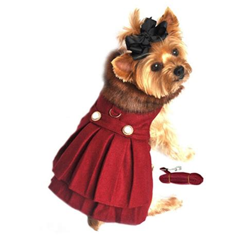 coat harness wool fur trimmed harness coat burgundy baxterboo