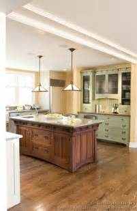 mission style kitchen island 25 great ideas about craftsman style kitchens on