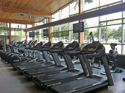 room cardio new rec center now open to the lynnwood today