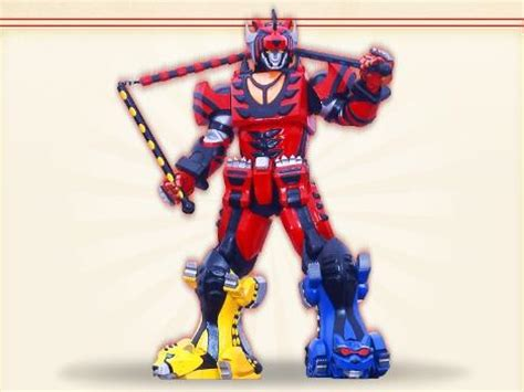 Megazord Power Rangers Jungle Fury power rangers jungle fury linear ranger s site