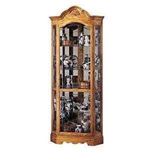 Glass Curio Cabinets Amazon Amazon Com Howard Miller 680 207 Wilshire Curio Cabinet