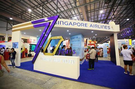 booth design singapore natas travel fair 2017 essential werkz