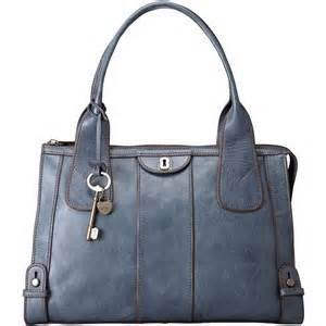 Fossil Tote Grey Bag Zb7126020 my blue gray fossil satchel tote handbags such gray grey and