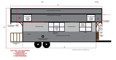 tiny house plans trailer tiny house plans for 5th wheel trailer