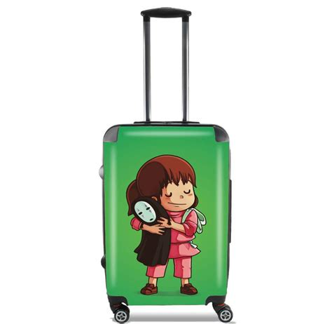 free hugs caign valise bagage cabine chihiro free hugs