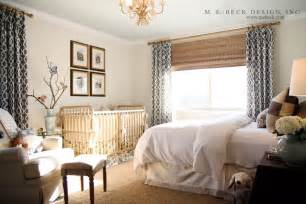 Guest Bed In Nursery Unique Shared Nursery Guest Room Ideas 53 Concerning