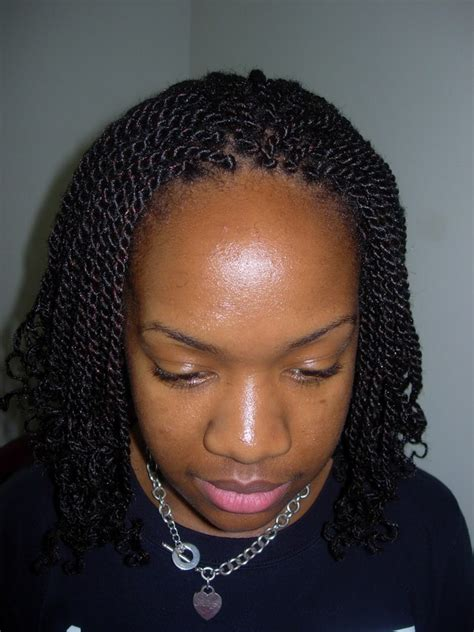 nubian hair long single plaits with shaved hair on sides 51 kinky twist braids hairstyles with pictures