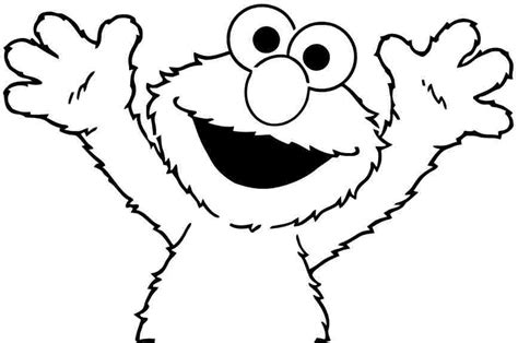 Elmo Coloring Pages To Download And Print For Free Printable Elmo Coloring Pages