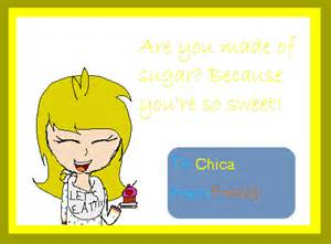 Fnaf valentine s day card 3 by popcorn funk on deviantart