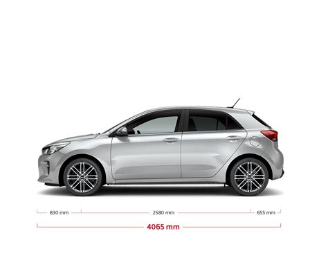 Kia Dimensions Kia Specifications Features Kia Motors Uk