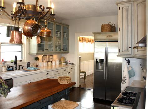 country kitchen atlanta after photo of new country kitchen eclectic
