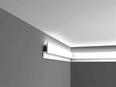 Plafond Eclairage Indirect by Corniche 233 Clairage Indirect C383 Plafond Luxxus Orac Decor