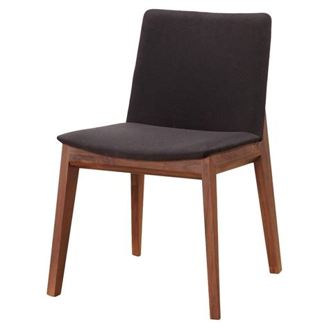 Deco Dining Chair Black Set Of 2 Dcg Stores Cargo Dining Chairs