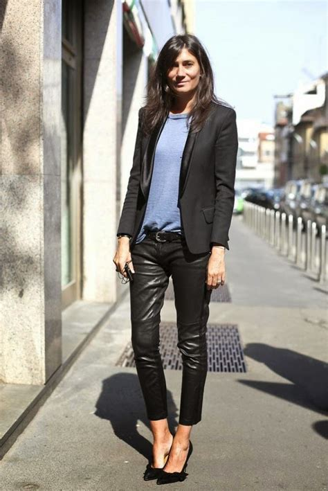 Find Working Styling by Style Crush Emmanuelle Alt But Will It Work For Me I