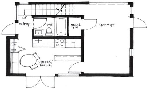 500 square foot house plans 500 sq ft cottage plans 500 sq ft tiny house floor plans