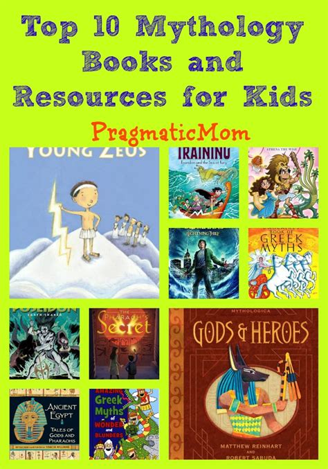 myth picture books top 10 mythology books and resources for pragmaticmom