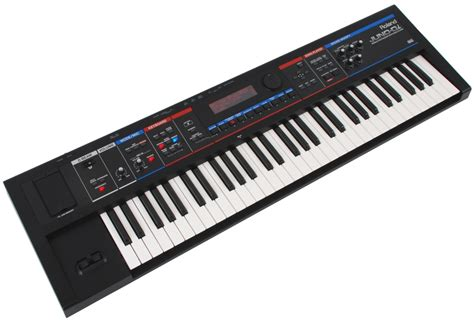 Synthesizer Roland Juno roland juno di synthesizer