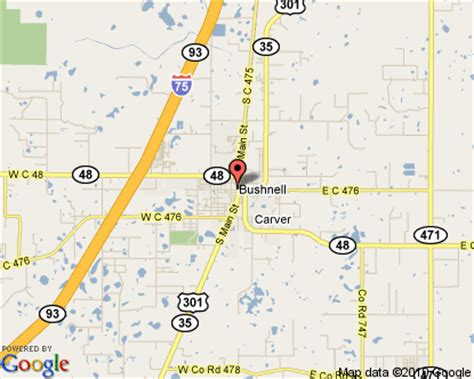 bushnell florida map bushnell florida lake panasoffkee hotels in bushnell