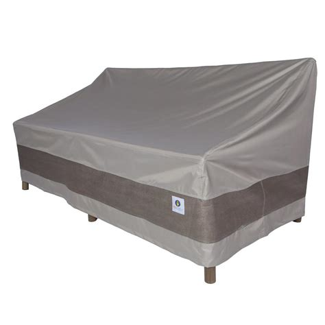 patio sofa cover duck covers elegant 93 in patio sofa cover lso934035