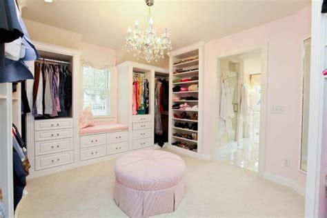 White Walk In Wardrobe by 18 Walk In Closet Designs Ideas Design Trends