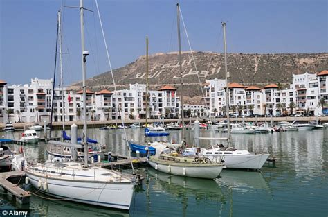 Armchair Travel Winter Sun In Agadir Luxury Pampering Stylish Hang Outs