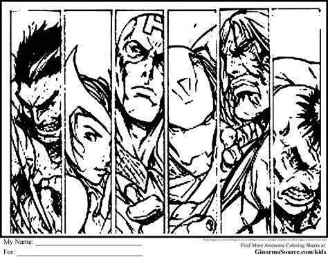 simple avengers coloring pages 125 dessins de coloriage avengers 224 imprimer