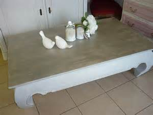 relooking table basse style coloniale decap eco 48