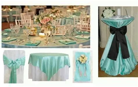 wedding decorations tiffany blue wedding reception decorations wedding party