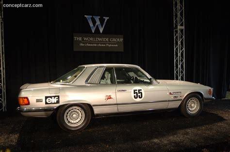 1980 mercedes 450 slc 450slc conceptcarz