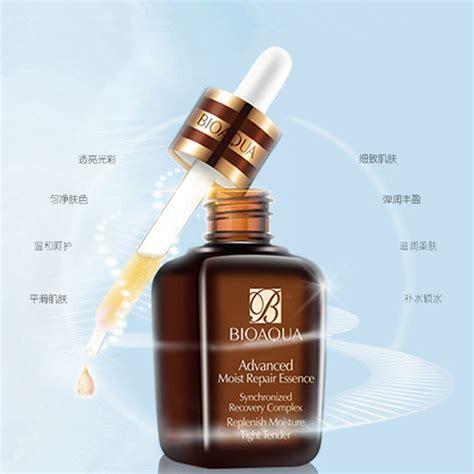 Serum Antiaging Untuk Wajah Berjerawat Trulum bioaqua serum wajah anti aging collagen 30ml brown