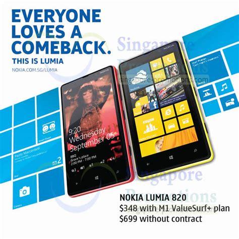 Handphone Nokia Lumia 920 handphone shop m1 nokia lumia 820 offer 187 nokia lumia 920 nokia lumia 820 features prices 8