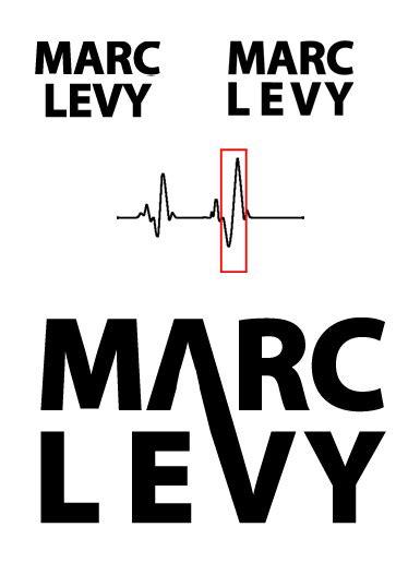POUR MARC LEVY Couverture de livre - CLÉA LALA / Creative