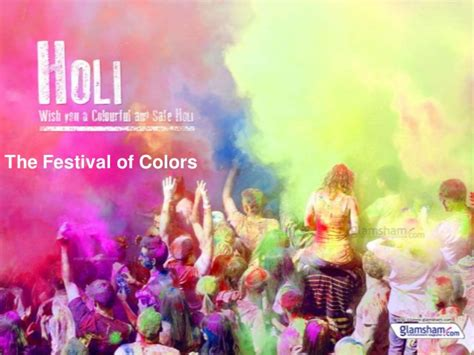 ppt templates for holi holi the festival of colors