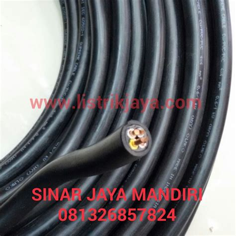 Supreme Kabel Nyy 4 X 2 5 Mm jual kabel nyy 4 x 4 mm supreme
