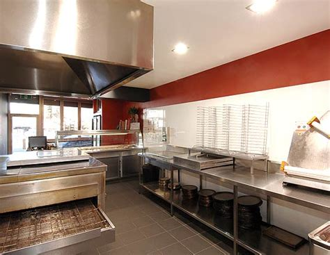 Pizza Kitchen Design Bbq Restaurant Kitchen Layout Best Layout Room
