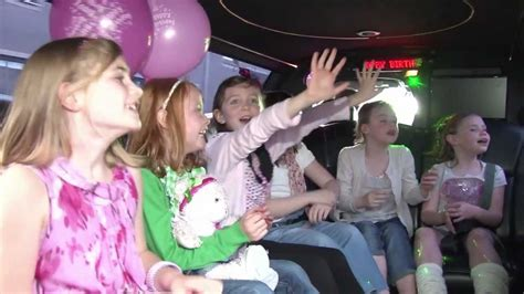 Birthday Limousine by Sle Quot Birthday Limo Quot