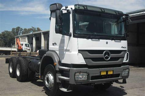 2017 mercedes axor 2628 b 33 chassis cab truck trucks