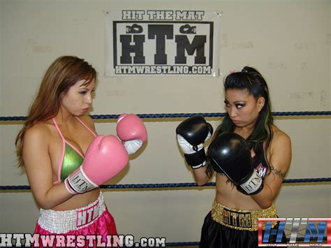Hit The Mat Mixed Boxing by Purr Vs Oring Boxing Fights
