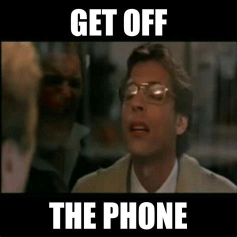Get Off The Phone Meme - put down the phone and pick up your child online home of