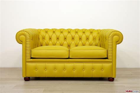 divano divani divano chesterfield con misure ridotte chesterino
