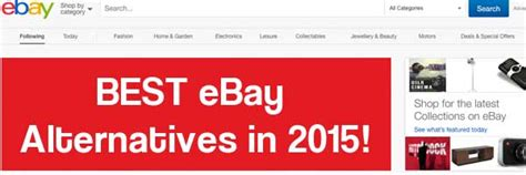 ebay alternatives best ebay alternatives in 2015
