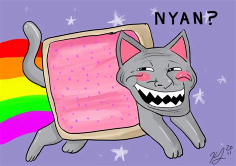 Nyan Cat Know Your Meme - image 136457 nyan cat pop tart cat know your meme