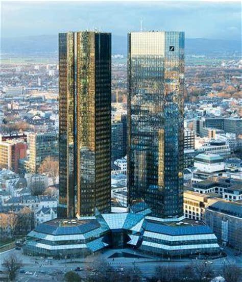 adresse deutsche bank frankfurt wolkenkratzer in frankfurt am