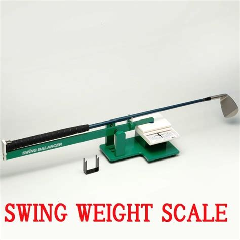 swing scale swing weight analog scale for golf club balance golf